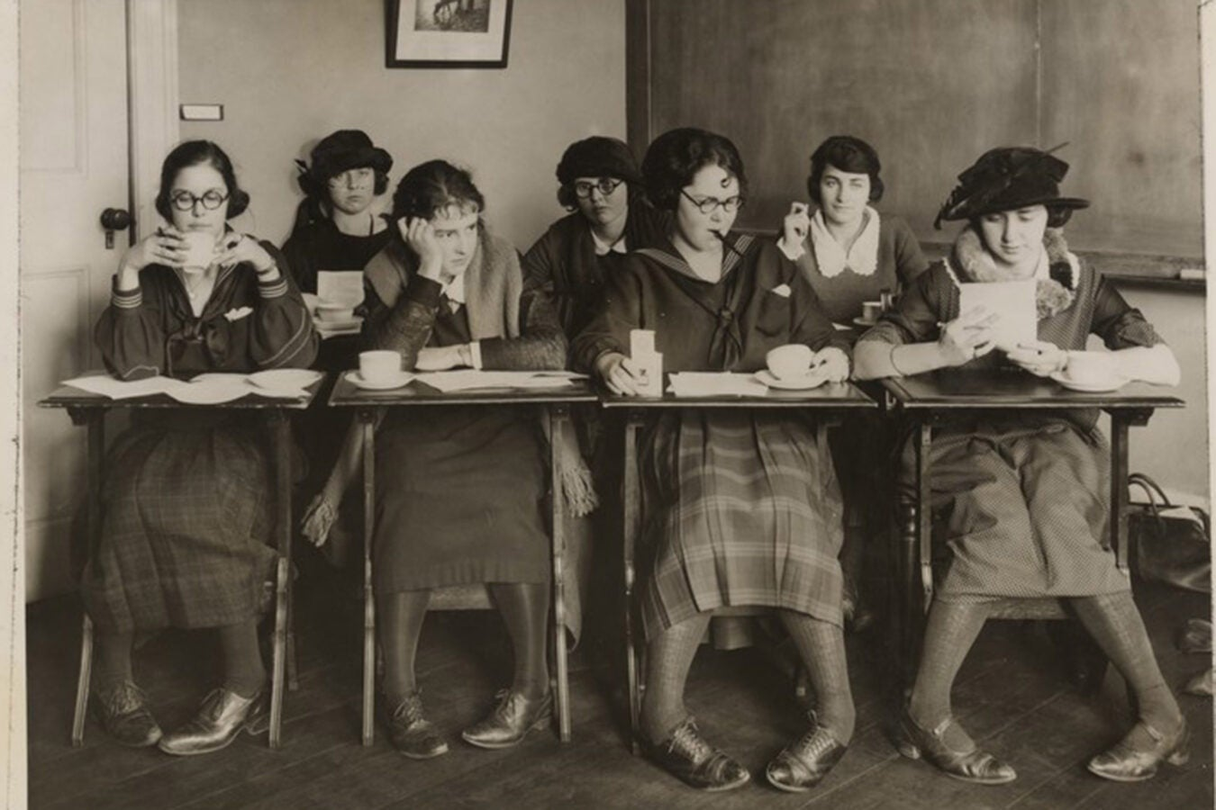 Students 1921