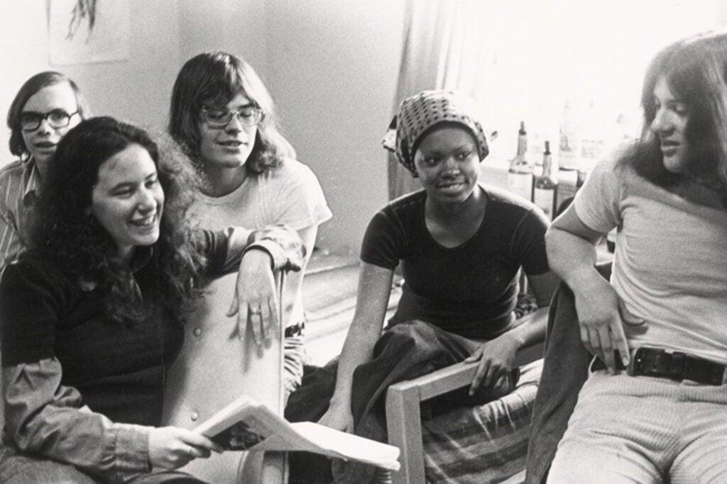 Radcliffe women i 1973