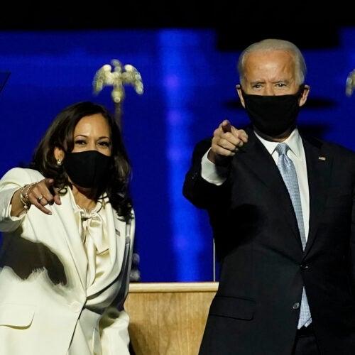 Kamala Harris, Harris, President-elect Joe Biden.