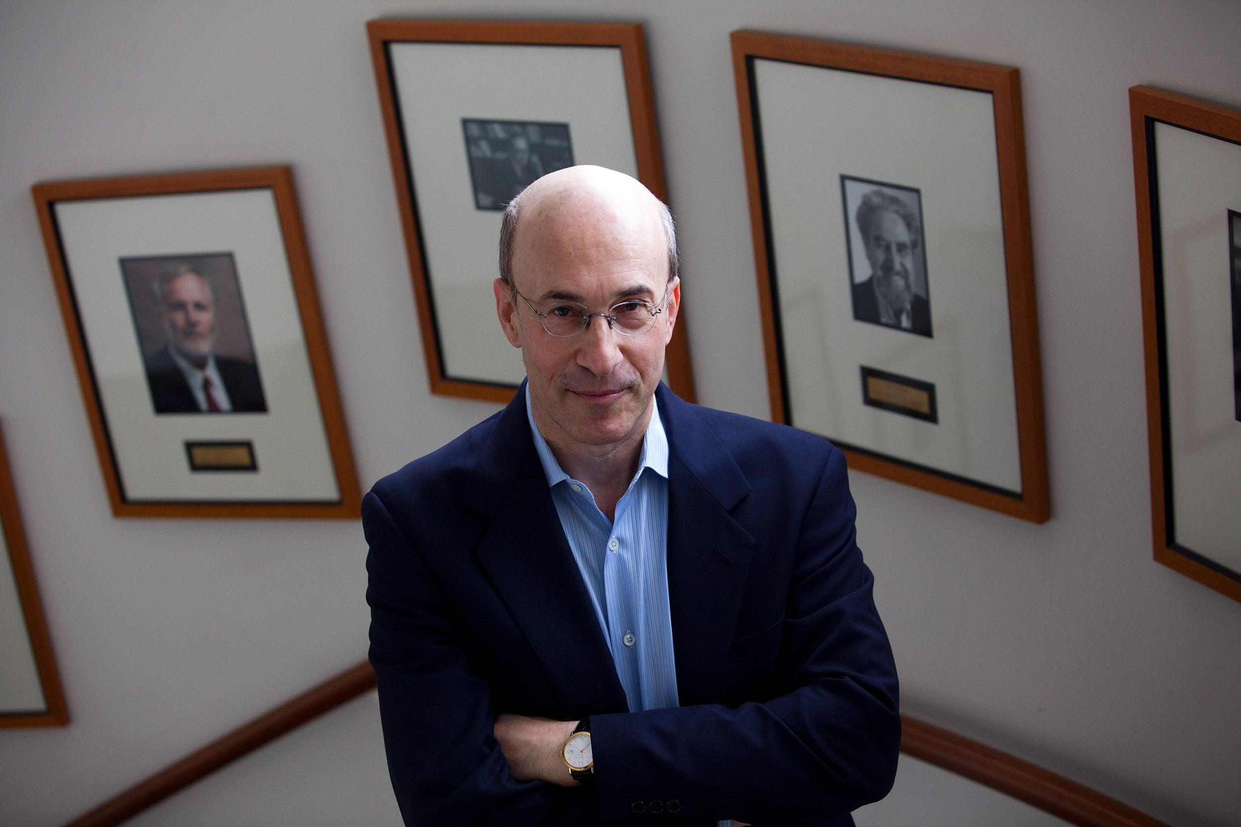 Kenneth Rogoff.