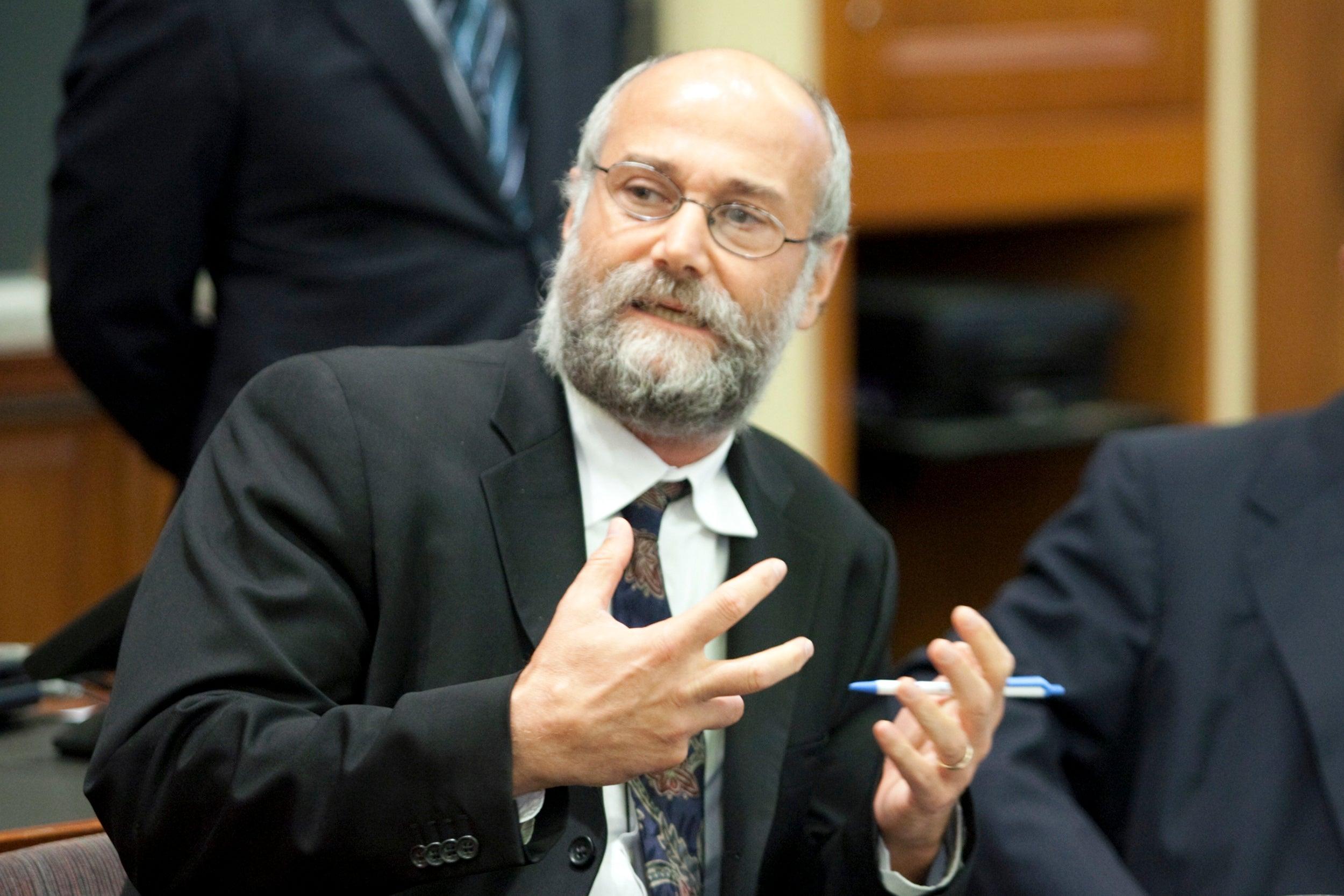 Yochai Benkler.