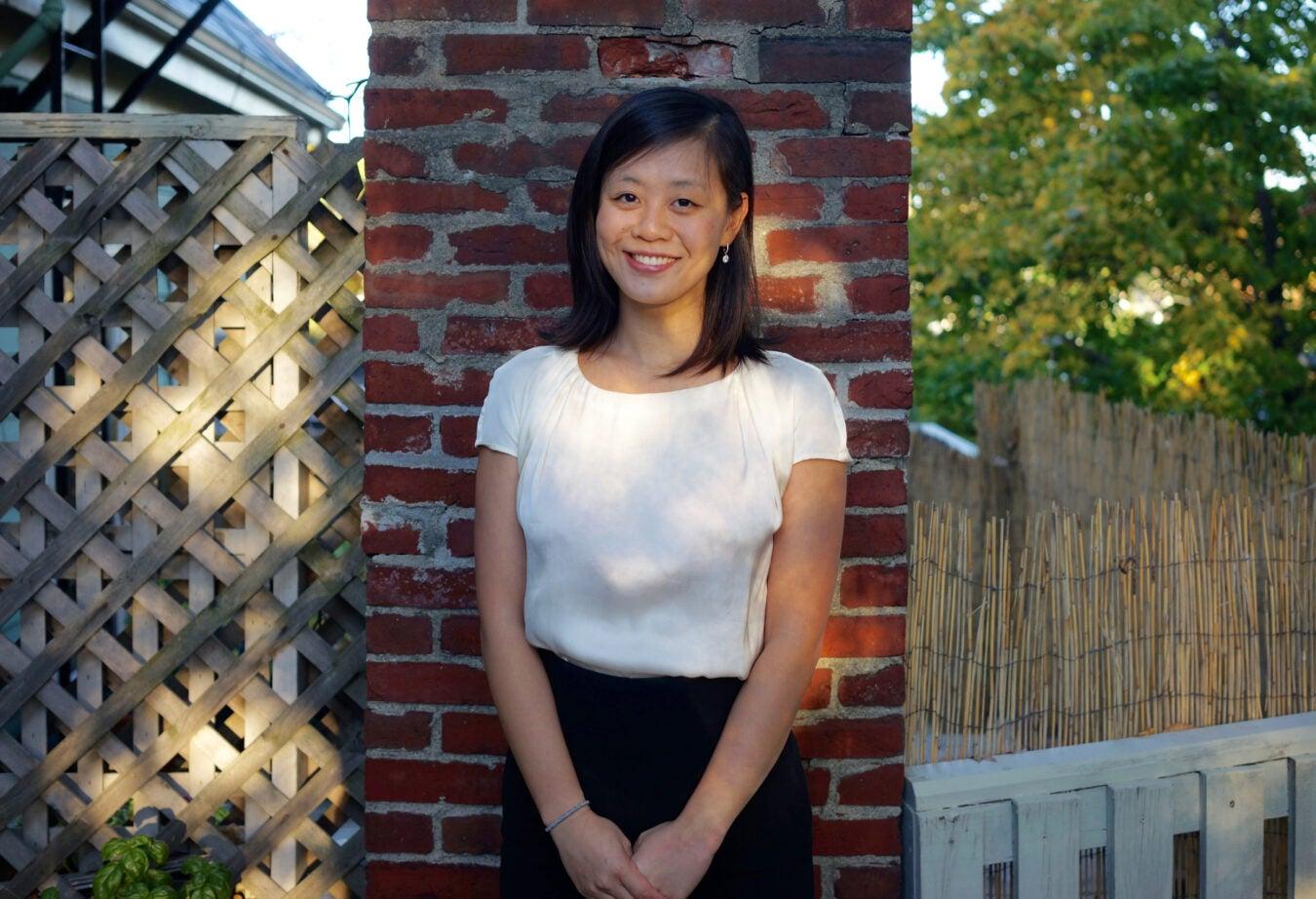Kezi Cheng.