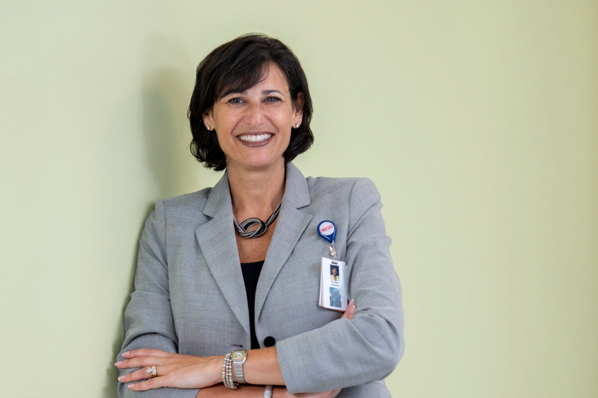Mass. General Hospital's Rochelle Walensky to run CDC – Harvard Gazette