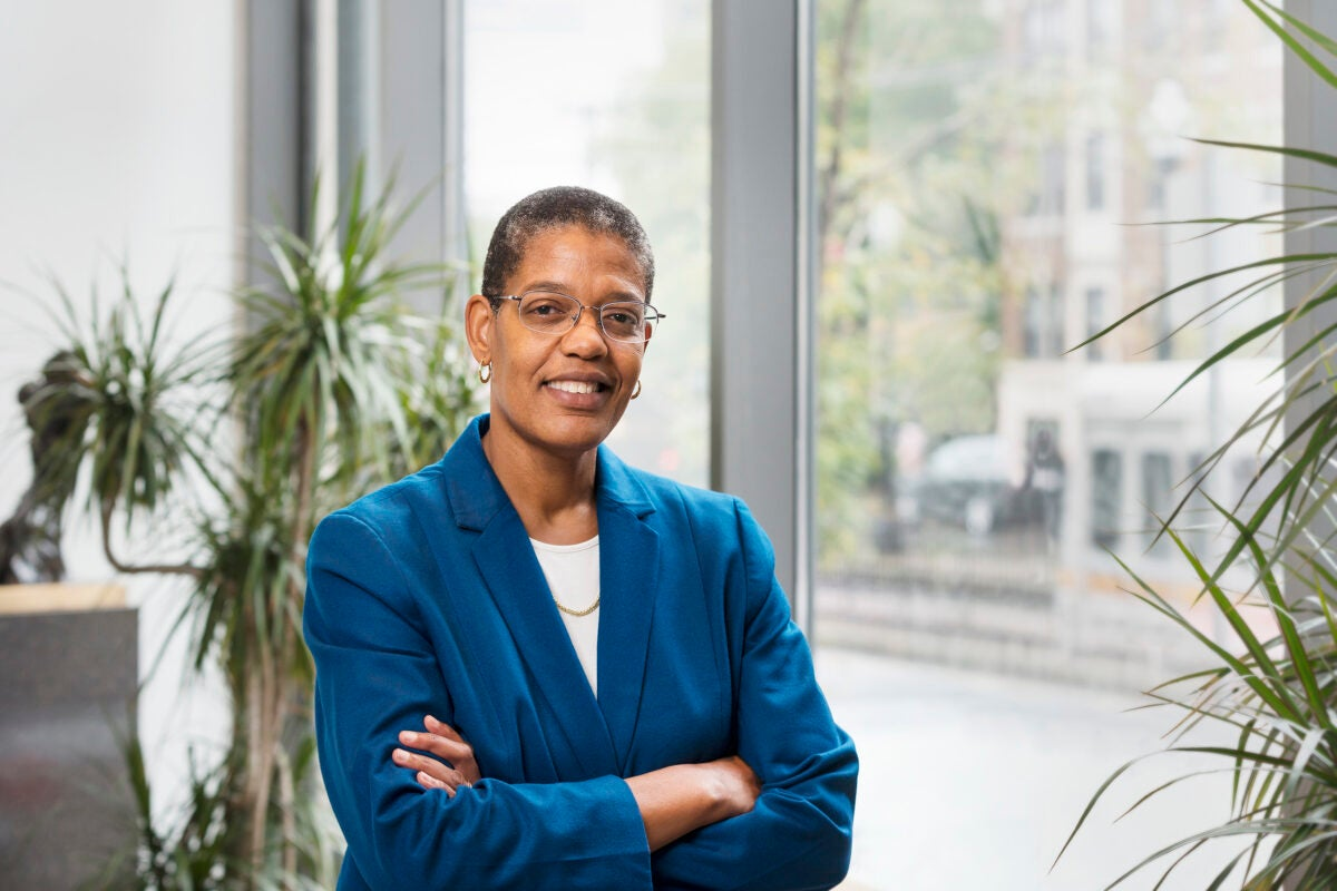"""Among the most critical areas in need of attention are education, food systems, environmental protection, economic stability, and behavioral and mental health,"" said Michelle Williams, dean of the Harvard Chan School of Public Health."