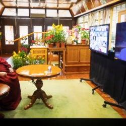 Dalai Lama's residence.