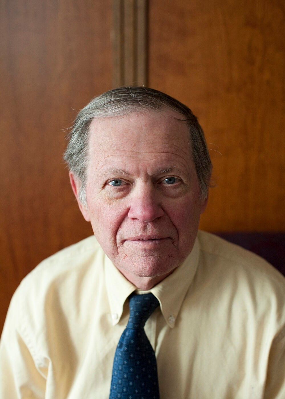International Economist Richard Cooper Dies At 86 Harvard Gazette