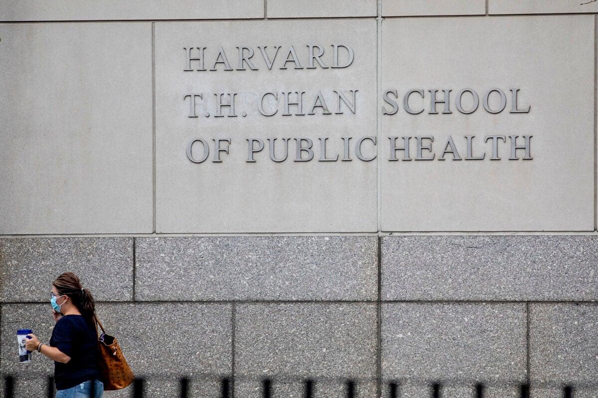 Harvard Chan School.