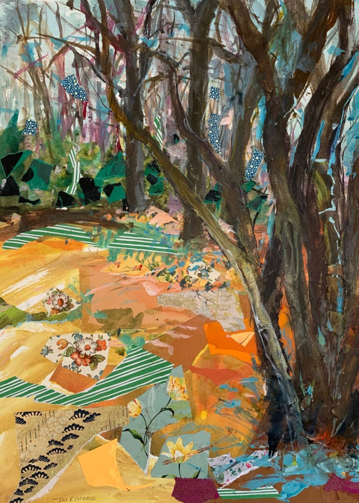 """""""Dancing Grove"""" by Lois Cremmins"""