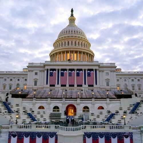 Capitol building.