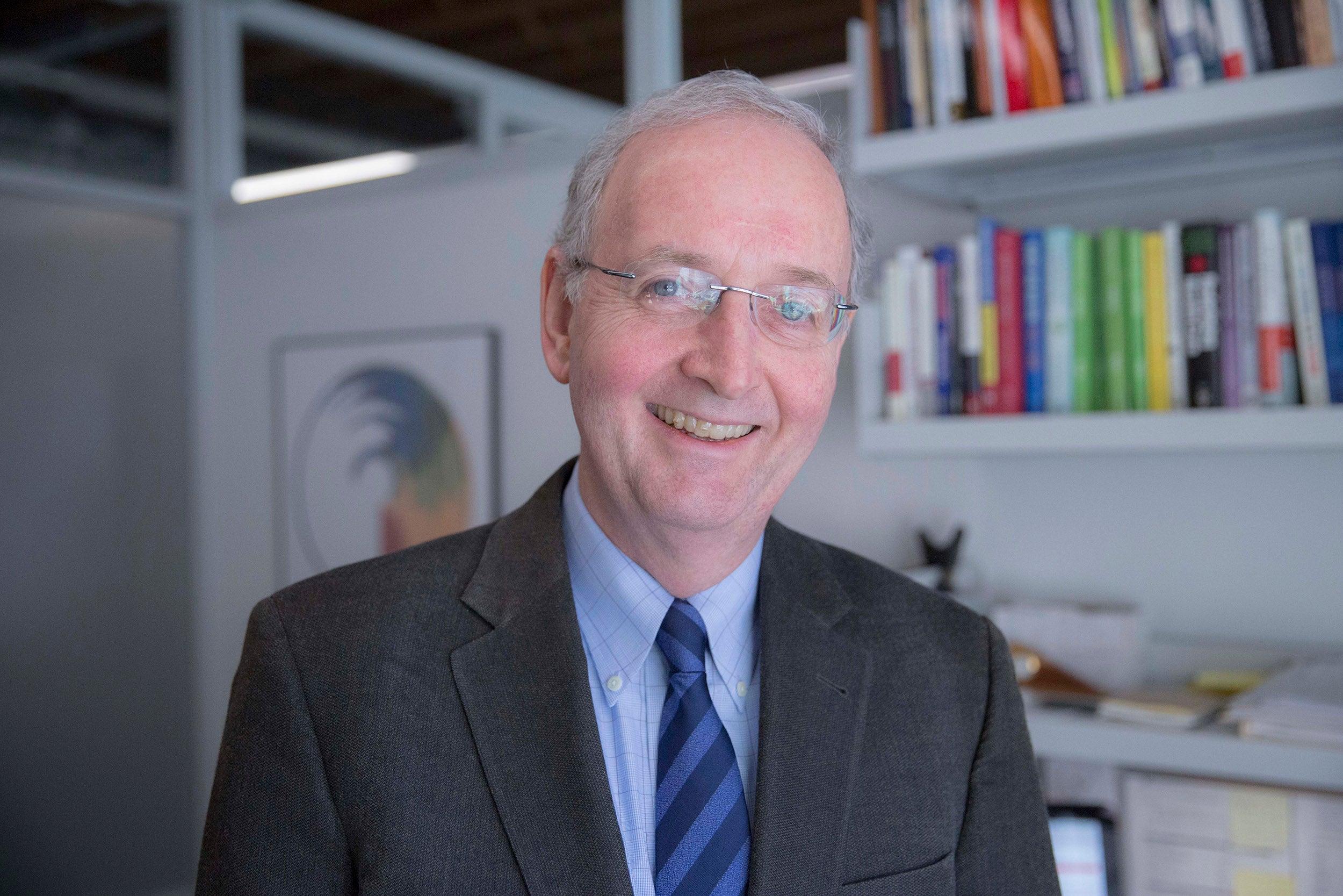John McDonough.