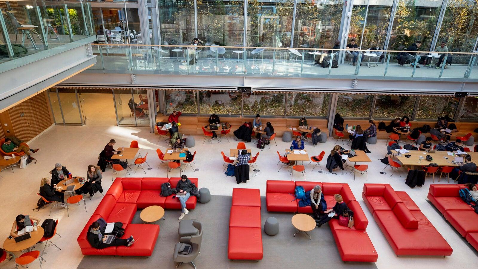 Smith Campus Center.