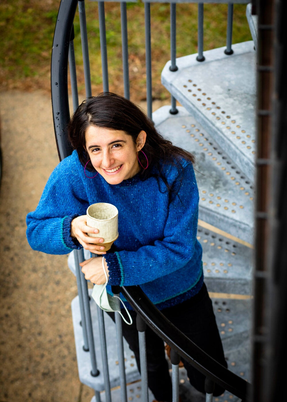 Adria Katz Ed Portal Winter Market Artistan,
