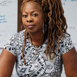 LaTosha Brown discusses upcoming post-election conversation