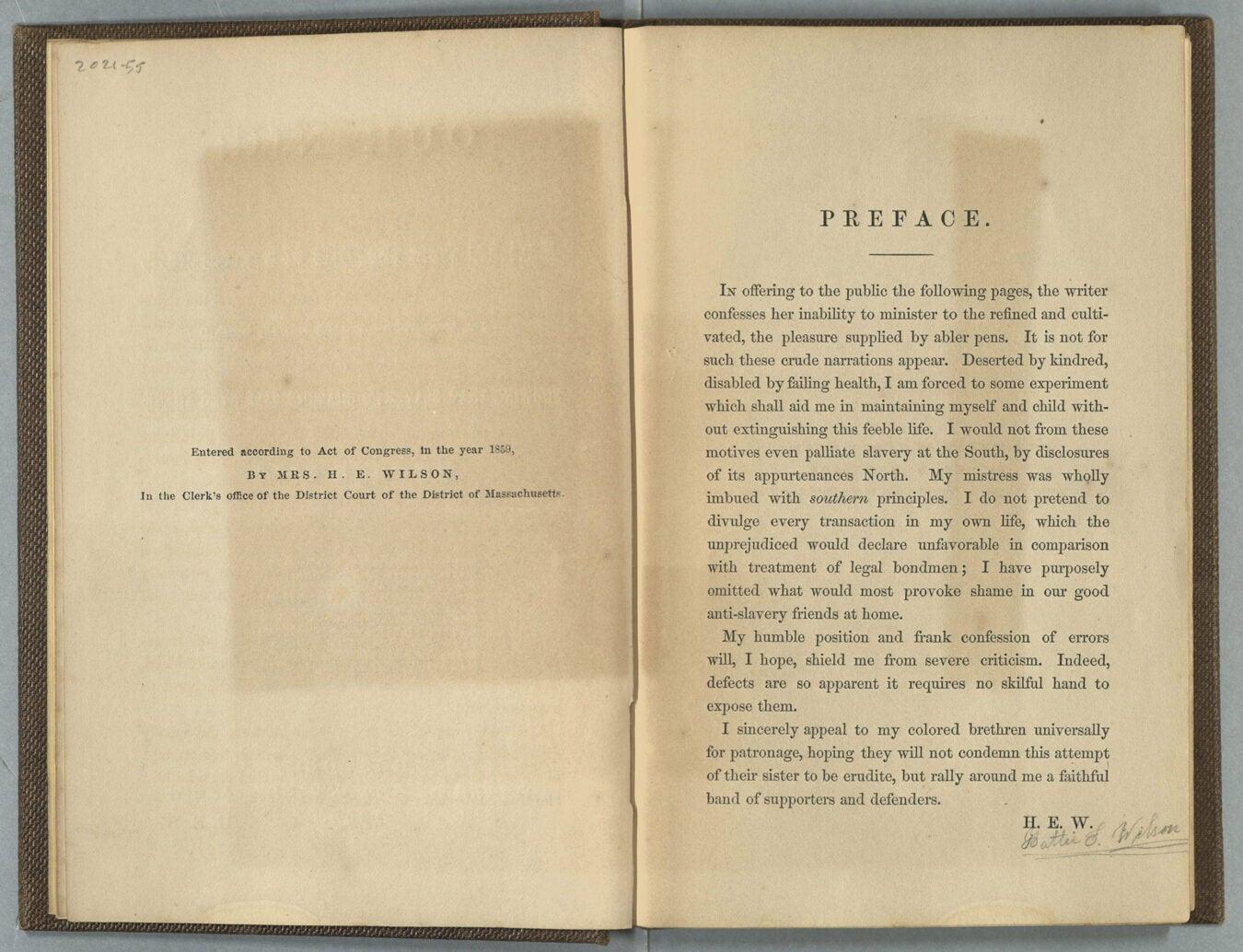 Preface of book