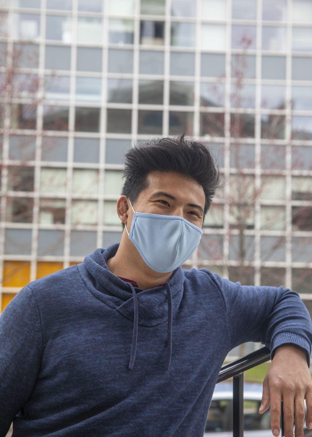 Clifford Wang, '21.