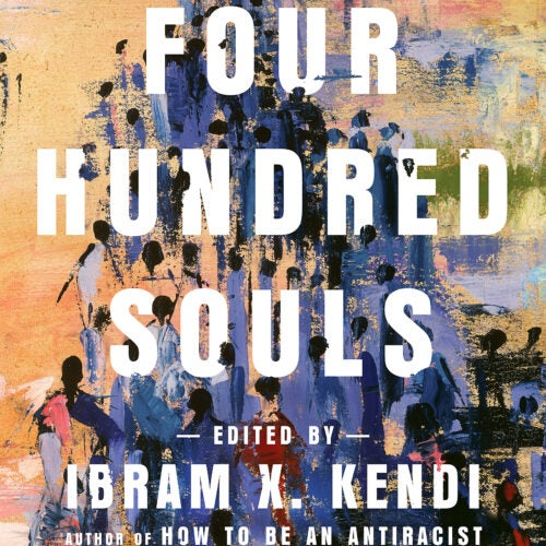 Four Hundred Souls book cover.