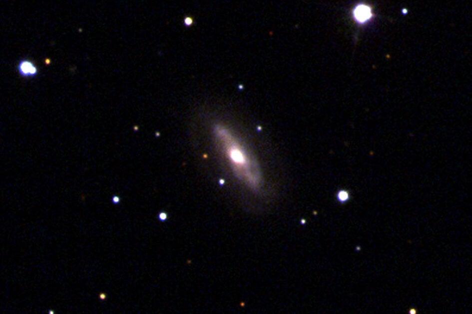 Astronomers find supermassive black hole on the move - Harvard Gazette