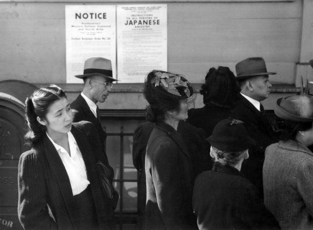 Japanese American detainees.
