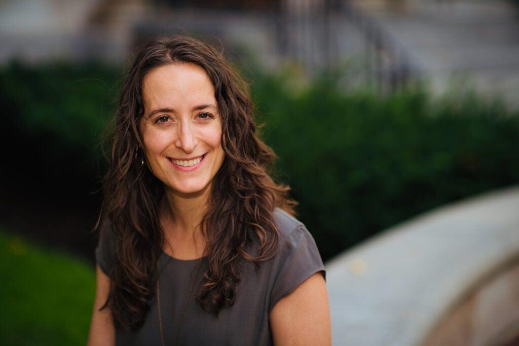 Psych Prof Katie McLaughlin