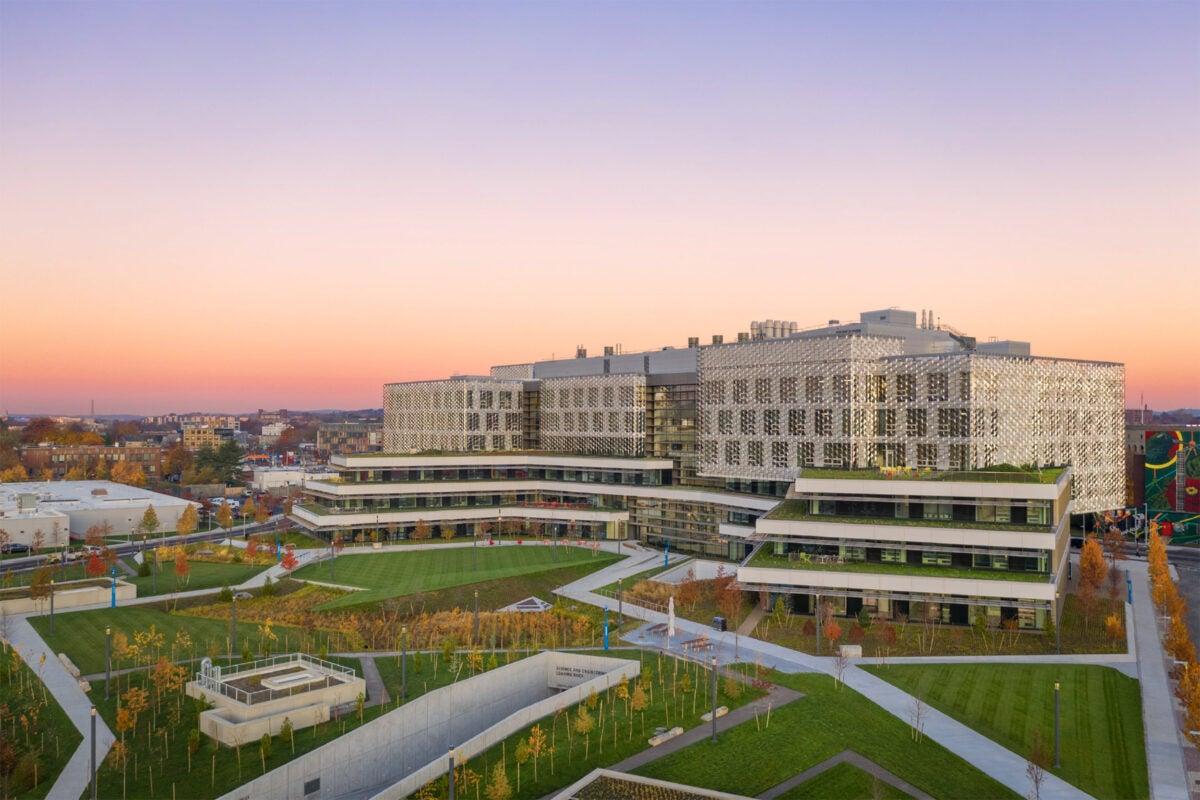 SEC campus.