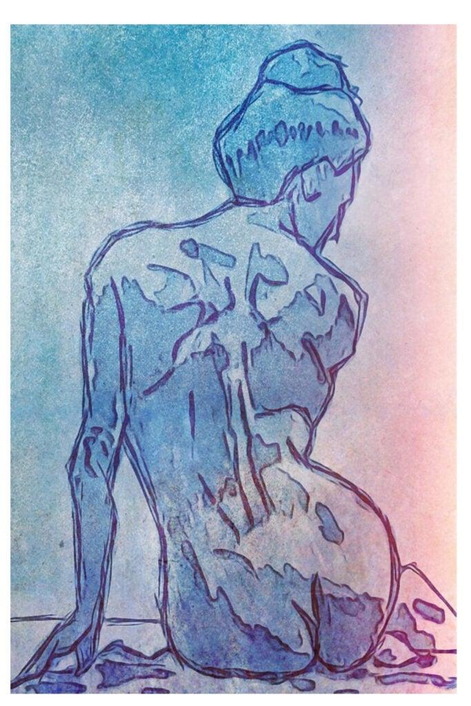Roel Torres painting.