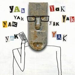 Illustration of someone talking
