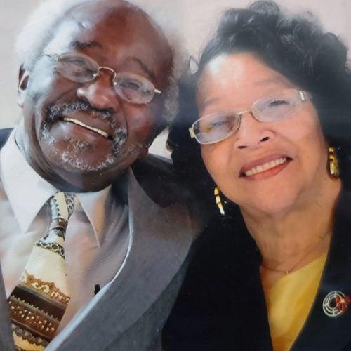RonaldChandler's parents.