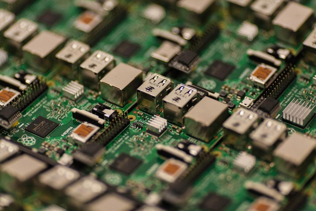 Microchips.