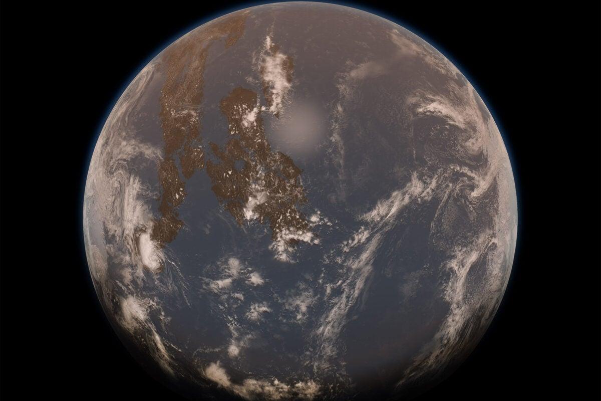 Earth image.