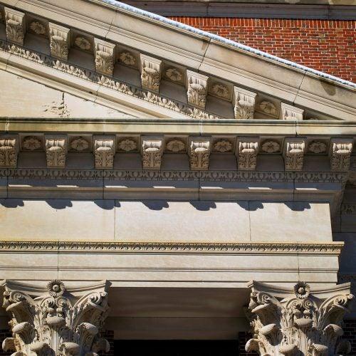 Widener Library.