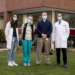 Medical team at MGH.