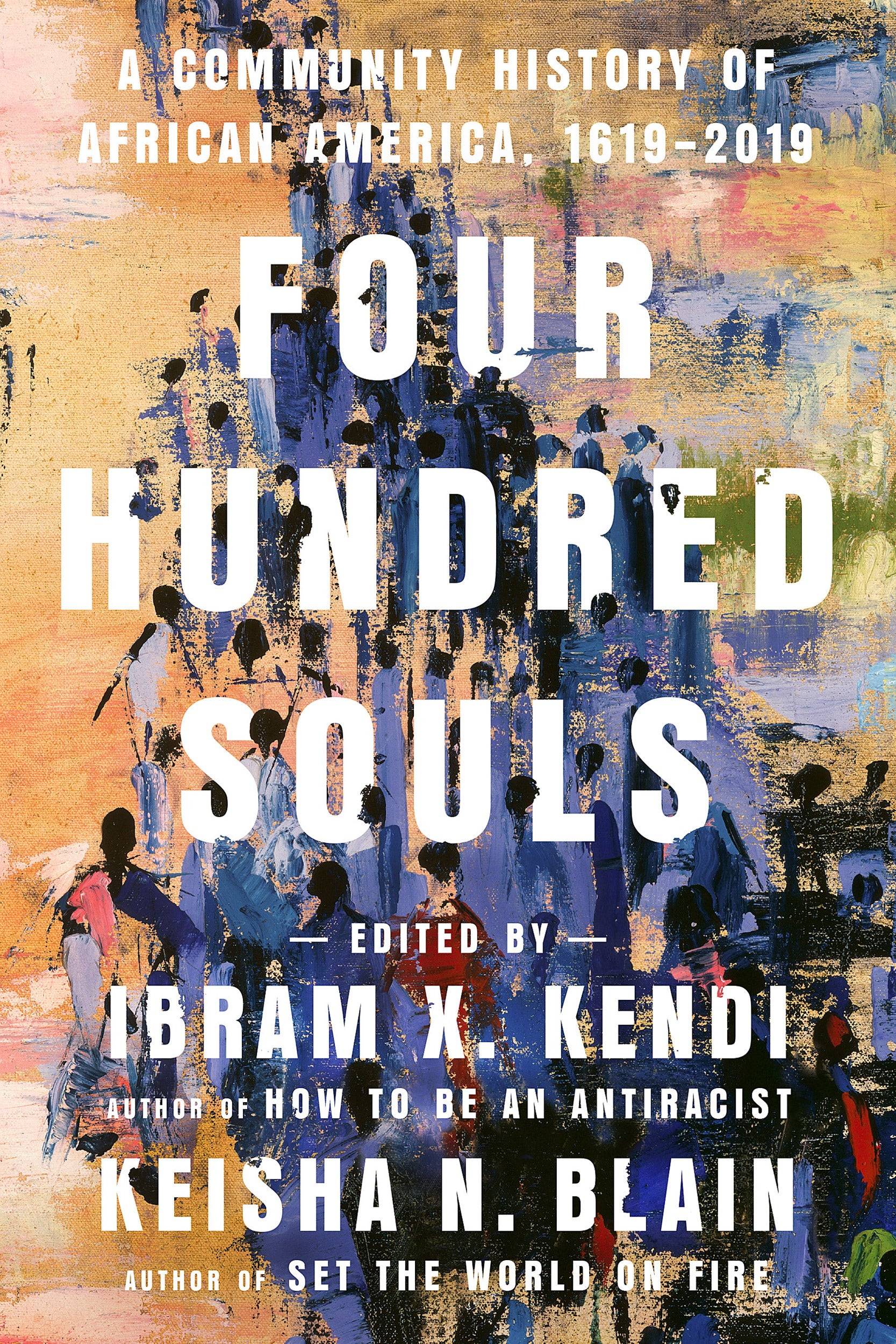 Coverof Four Hundred Souls