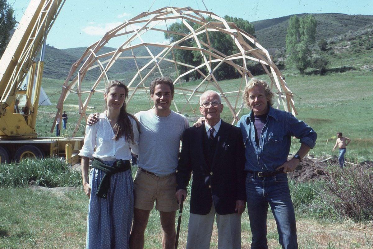 Amy Edmondson, John Katzenberger, Bucky, Thomas Crum.