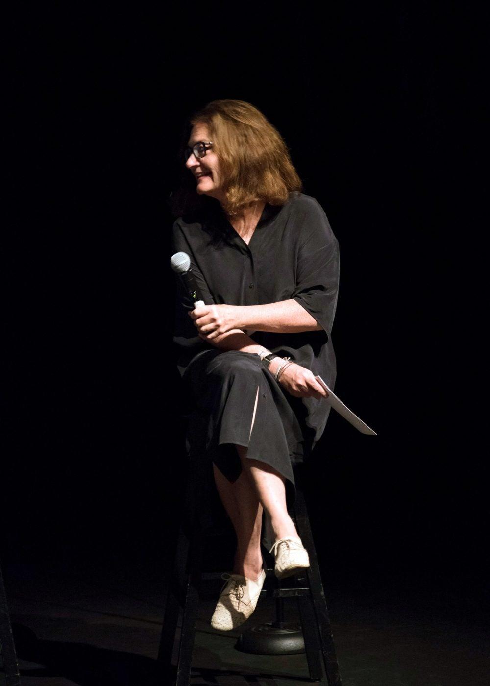 Diane Borger.