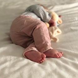 Sleeping baby.