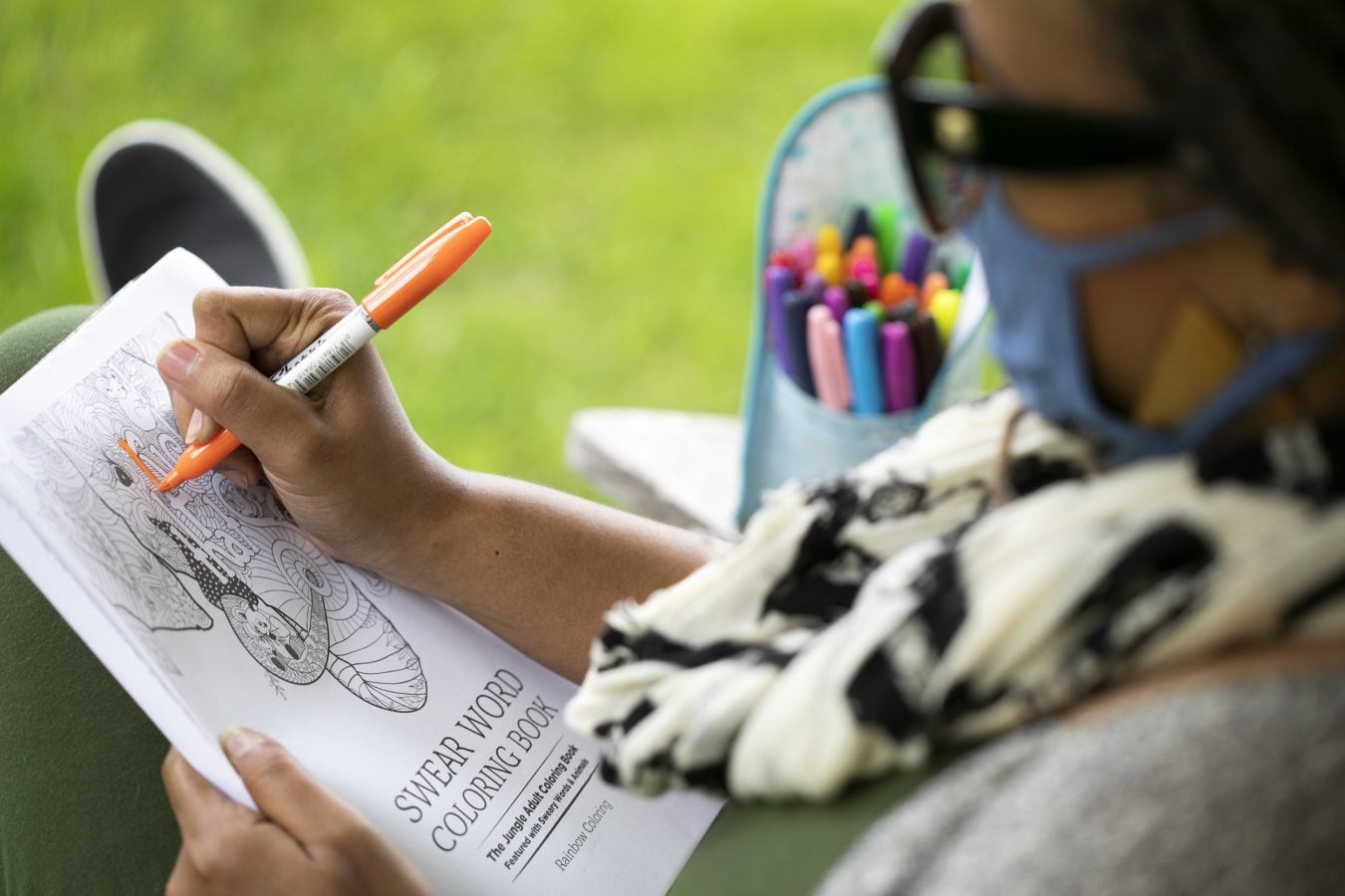Linda Shavers coloring.