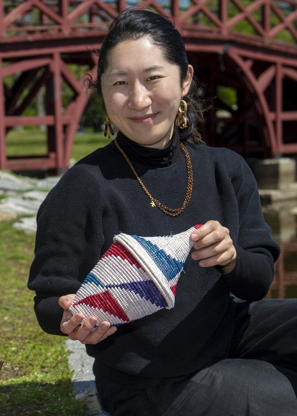 Ayaka Yamashita.