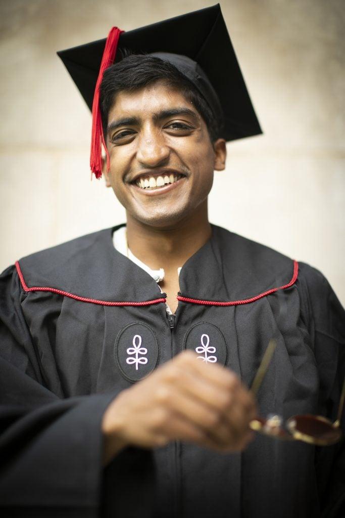 """Prashanth """"PK"""" Kumar is pictured"""