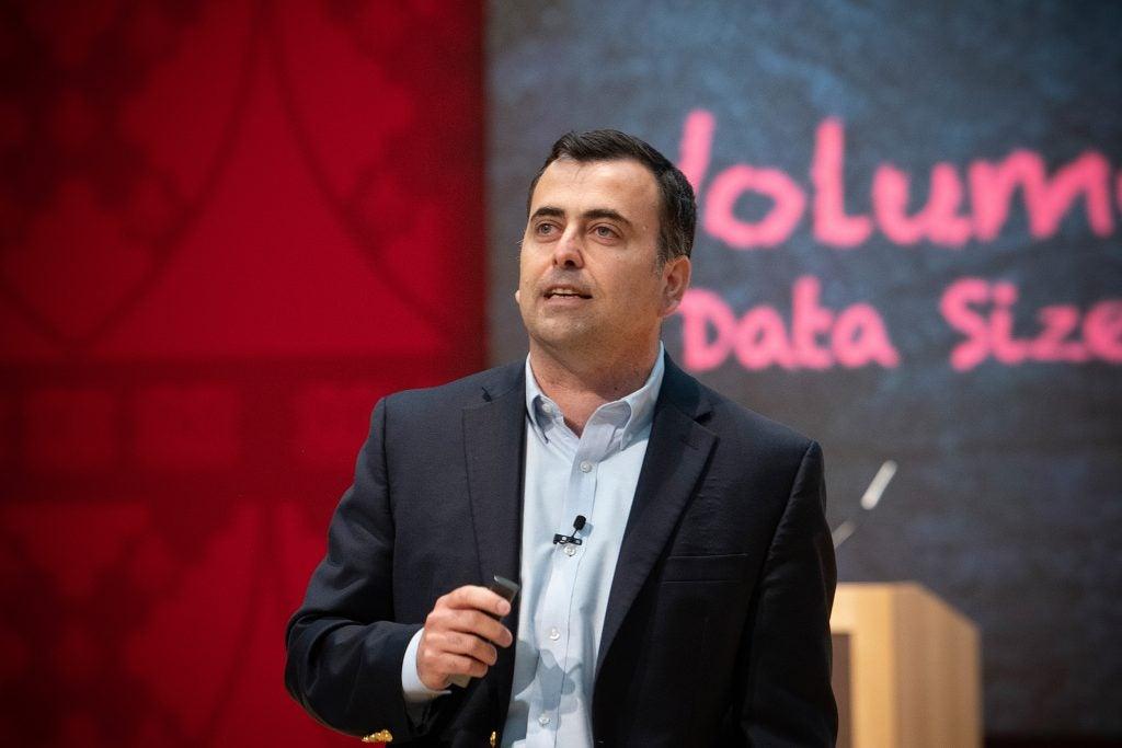 Alberto Cavallo.