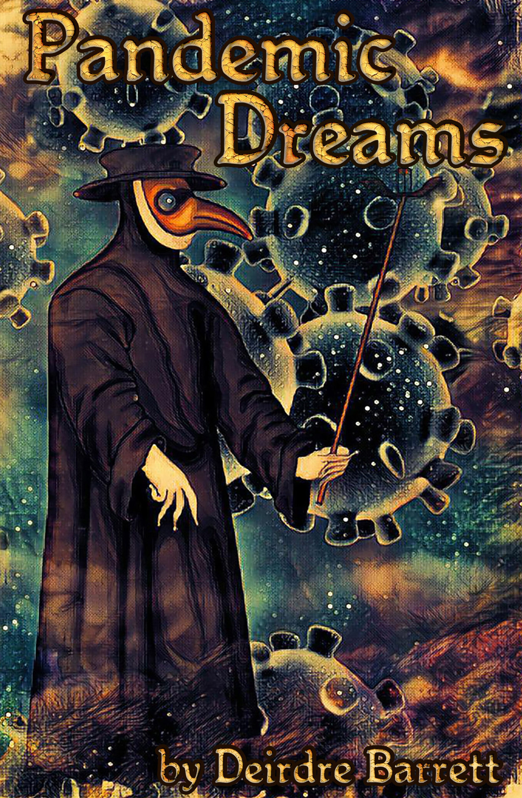 Book cover for Pandemic Dreams.