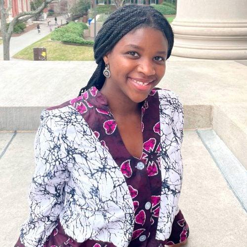 Juliet Nwagwu Ume-Ezeoke '21.