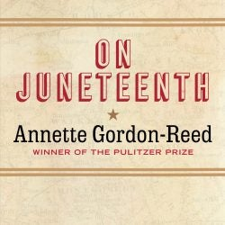 On Juneteenth Book cover.
