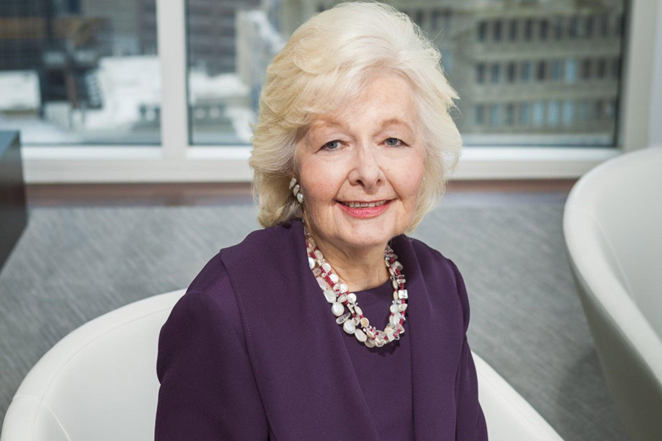 Margaret Hilary Marshall.