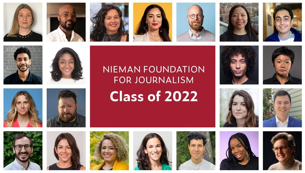 Neiman Class of 2022.