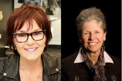 Lynne Maquat and Joan Steitz.