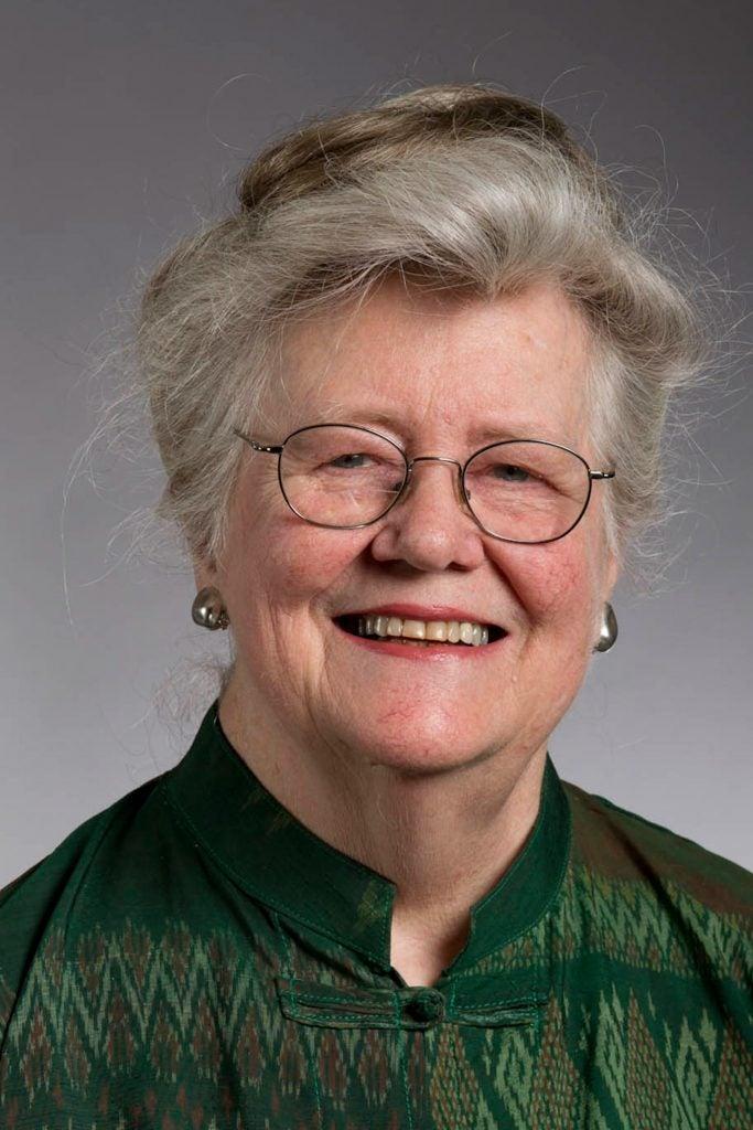 Peggy McIntosh.