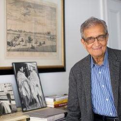 Amartya Sen.