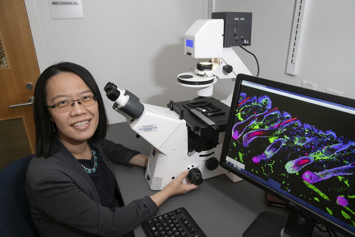 Professor Ya-Chieh.