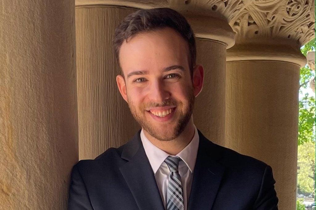 Daniel Polonsky.