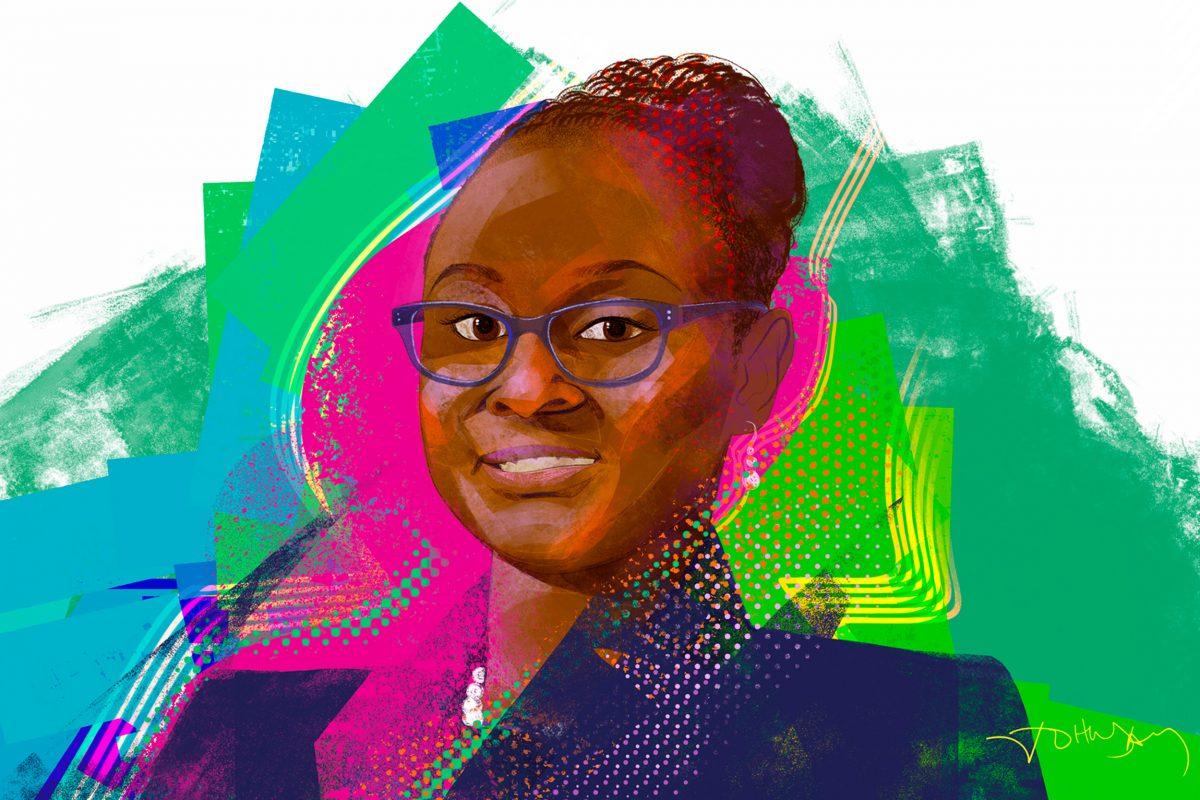 Tauheedah Baker-Jones